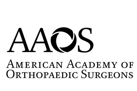 aaos, american academy of orthopaedic surgeons